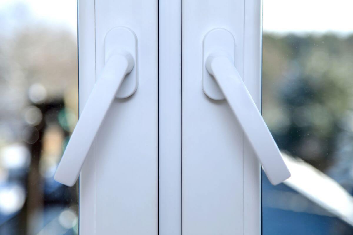 Aluminium Window Handles Edinburgh