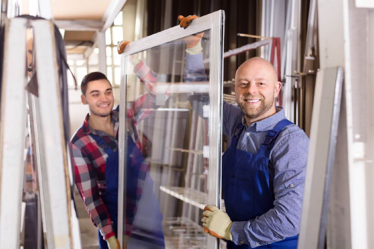 Aluminium Window Repairs Edinburgh